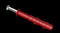Greito montažo kalamas įvaras su piltuvėlio formos kaklu Hammer Plug